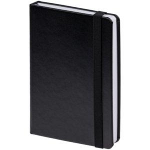 Ежедневник Replica, недатированный, черный