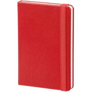 Ежедневник Replica, недатированный, красный