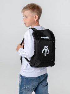 Рюкзак Mandalorian, черный