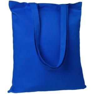 Холщовая сумка Countryside, ярко-синяя
