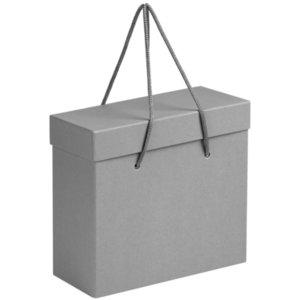 Коробка Handgrip, малая, серая