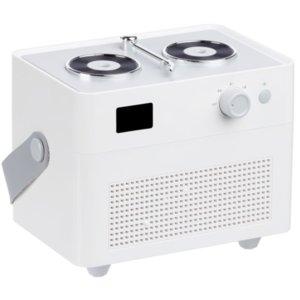 Увлажнитель-ароматизатор Breathe at Ease, белый
