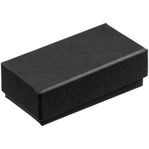 Коробка для флешки Minne, черная