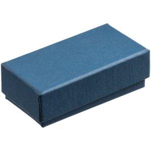 Коробка флешки Minne, синяя