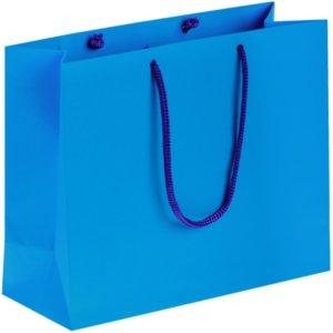 Пакет Porta, малый, голубой