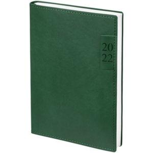 Ежедневник Time, датированный, зеленый