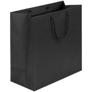Пакет Porta, большой, черный