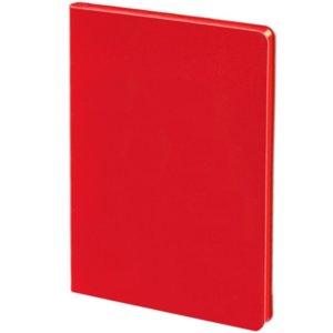 Блокнот Flex Shall, красный