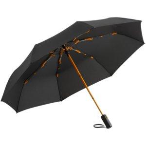 Зонт складной AOC Colorline, оранжевый