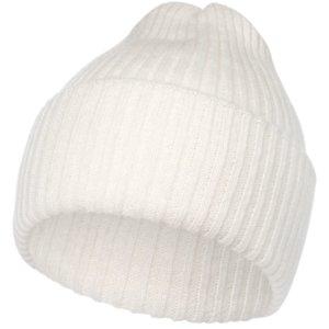 Шапка Capris, молочно-белая