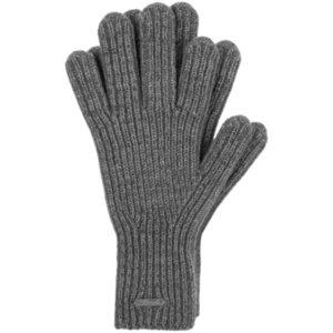 Перчатки Bernard, серый меланж