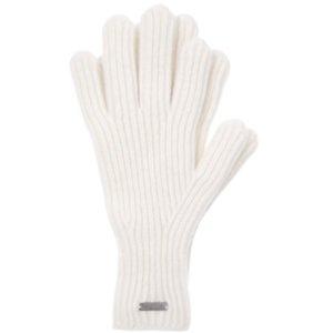 Перчатки Bernard, молочно-белые
