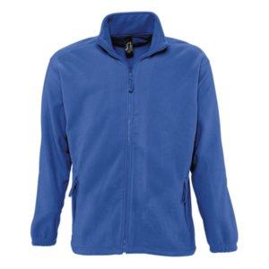 Куртка мужская North 300, ярко-синяя (royal)